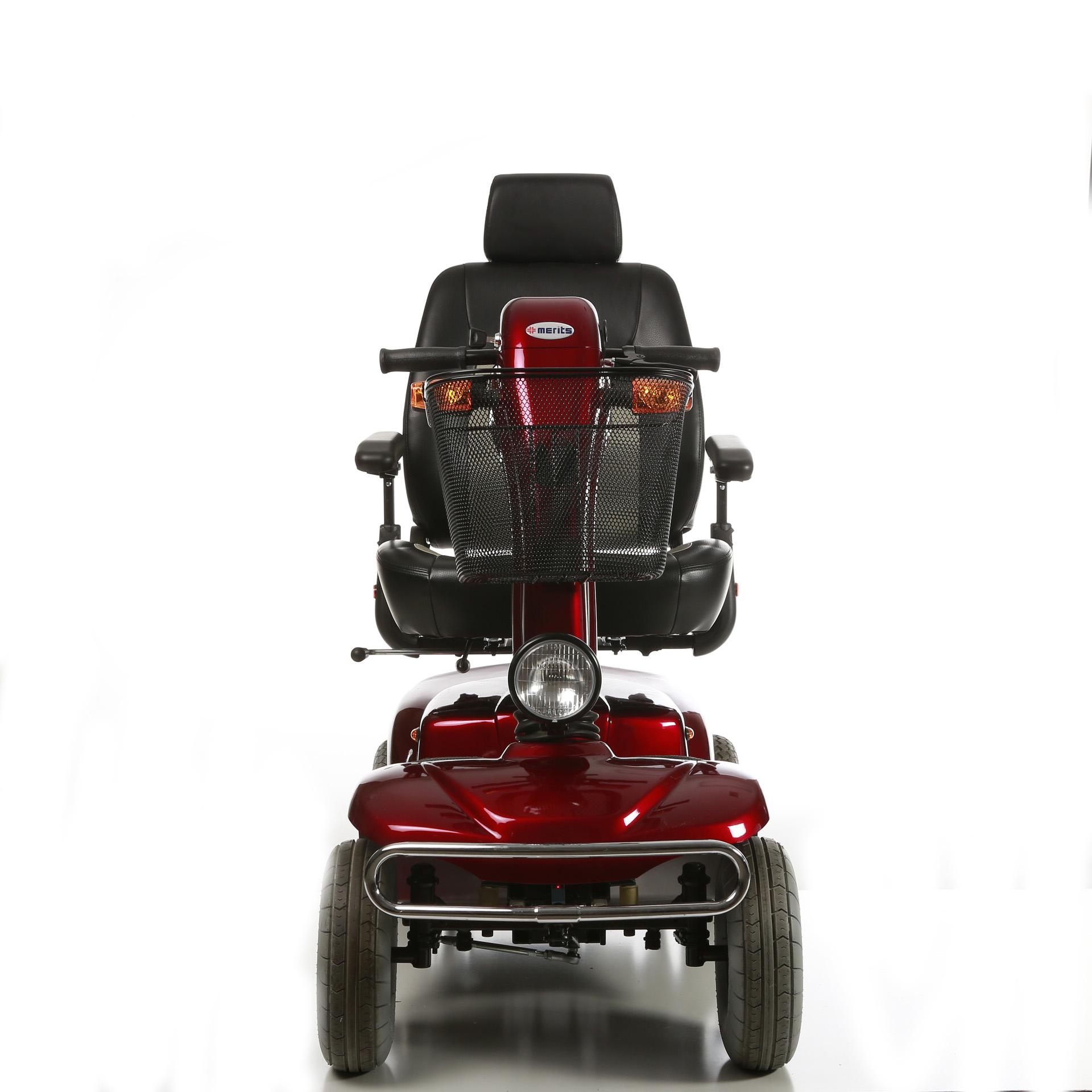 Merits Pioneer 10 Ami Mobility